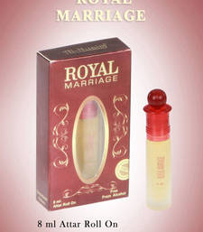 Buy AL NUAIM ROYAL MARRIAGE 8ML ROLL ON gifts-for-him online