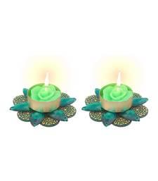 Buy Diya Candle in Dual Colour diwali-decoration online