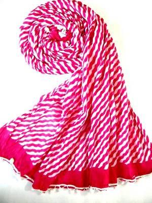 pink leheriya