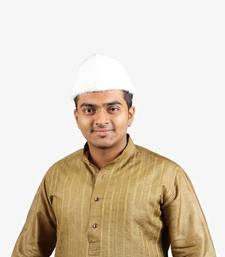 Buy eKolhapuri Typical Maharashtrain Fur Topi (Turban) turban online