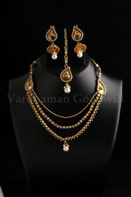designer jewellery collection in india