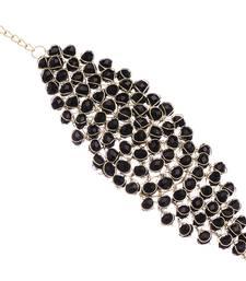 Buy Black Webs Winsome Bracelet Bracelet online