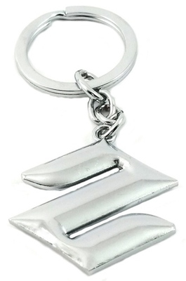 SuperDeals Suzuki Full Metal Key Chain