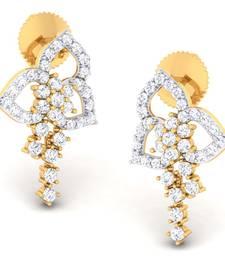 Buy Sterling Silver Pankti  Earrin stud online