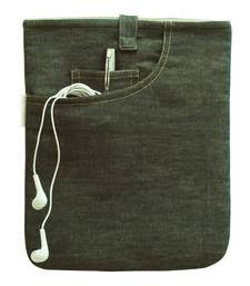 Buy Clean Planet Denim Classic - Classic Black Tablet Sleeve ipad-cover online