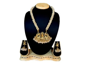Traditional Temple Necklace set Women Jewellery