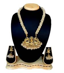 Buy Traditional Temple Necklace set Women Jewellery  necklace-set online