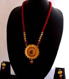 Buy Laxmi necklace set bridal-set online