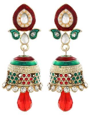 Red Green Jhumki