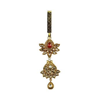 Gold Plated Satka Key Chain