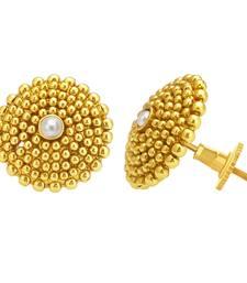 Buy Dazzling Gold Plated Earring For Women diwali-jewellery online