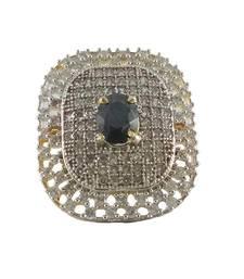 Buy Black american diamonds rings Ring online
