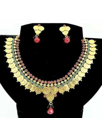 Lakshmi Multi Necklace Set