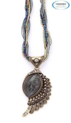 Beautiful diamond fashion pendant