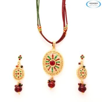 Indian fashion pendant set