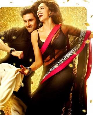 Deepika Padukone Yjhd Bollywood Saree
