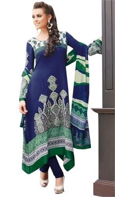 Triveni Appealing Traditional Printed Salwar Kameez TSFLSK6339A