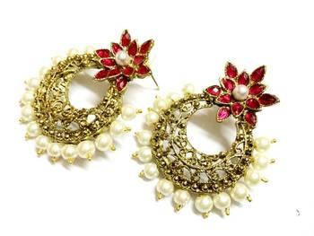 Craftstages Tranditional Elegant Earrings