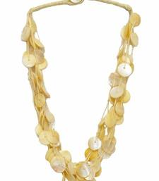 Buy The Shells Necklace Necklace online