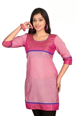 Triveni Sophisticated OfficeWear Printed Cotton 1086