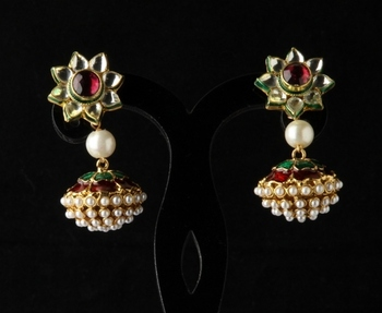 ETHNIC ALLURE EARRINGS