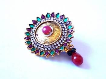 Fancy brooch