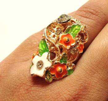 Fashion Ring-MR002