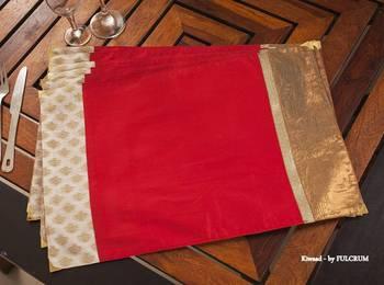 Table mats - Fuschia