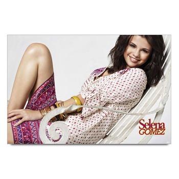 Cute Selena Gomez Poster