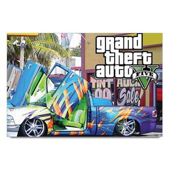 Grand Theft Auto V Poster