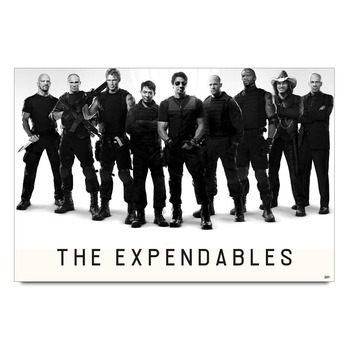 The Expandables Poster