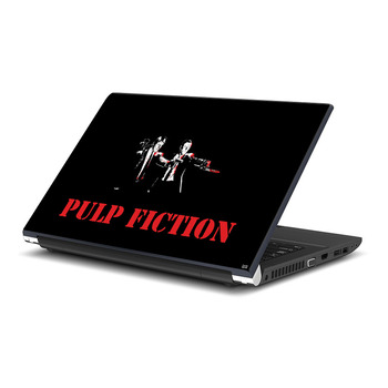 Pulp Fiction Laptop Skin