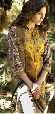 Sana Safinaz Designer Pakistani Suit