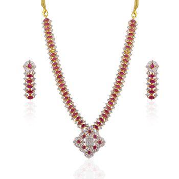 Heena Trendy Collection Necklace Set >> HJNL123 <<