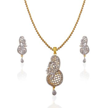 Heena Trendy Collection Pendent Set >> HJPN107 <<