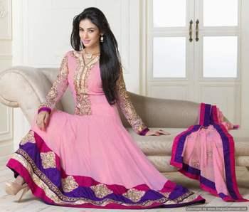Long Anarkali Churidar Fabric SC5002