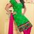 alluring embroidered salwar suit