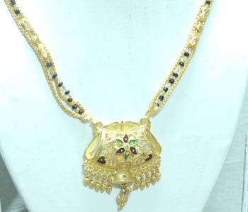 Traditional Handmade Mangalsutra For Women