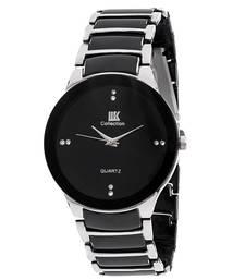 Buy New Fashion Black color stylist  women's wear  Quartz Wristwatch watch online