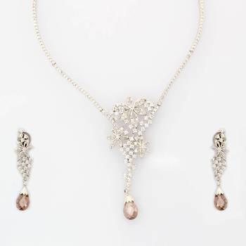 CZ Necklace Sets