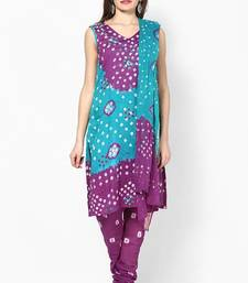 Buy Cotton Unstitched Salwar Suit Material dress-material online