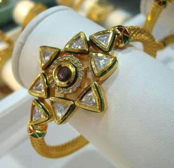 Designer Jewelry Kada No... 40, 1pcs