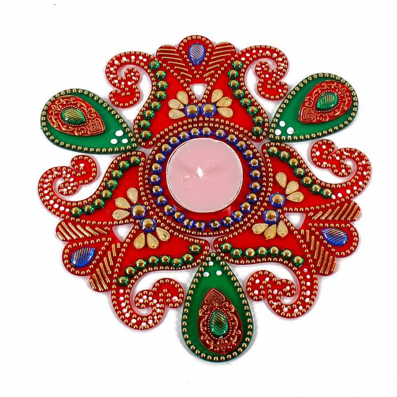 Buy Beautiful Artificial Rangoli Online