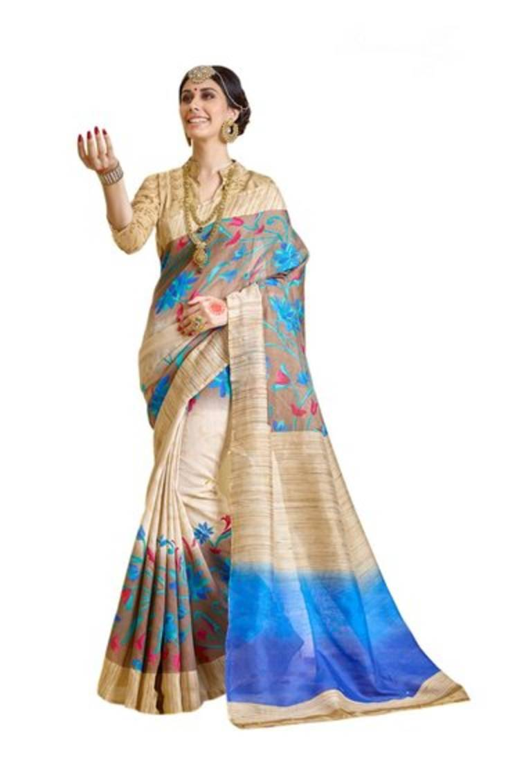 Bhagalpuri Saree Designs Buy Bhagalpuri Silk Sarees Online