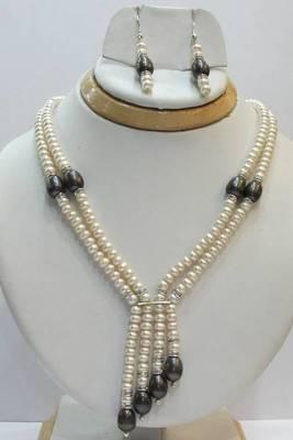 naturals pearls set