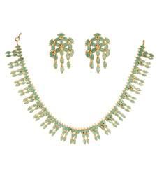 Buy Green Emerald gemstone necklaces gemstone-necklace online