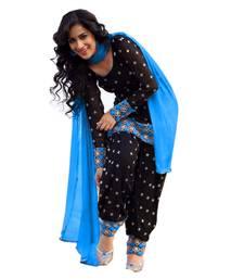 Black Salwar Suit – Buy Latest Black Color Salwar Kameez Online