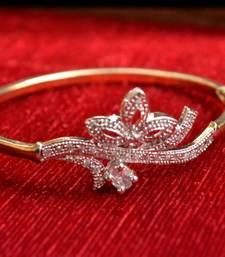Buy Gold stone bangles and bracelets bangles-and-bracelet online