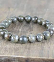 Buy Labardorite 6mm bead bracelet chakra healing crystal gemstone jewellery other-gemstone online