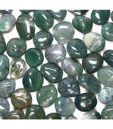 Buy Moss agate set of 5 tumbled stone other-gemstone online